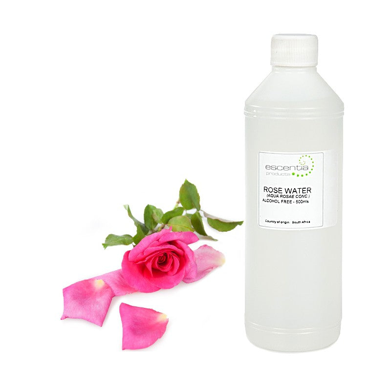 Escentia Rose Floral Water - Essentially Natural