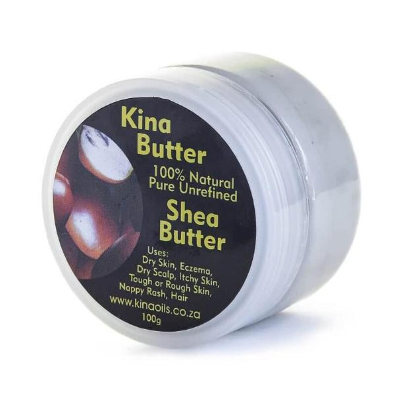 Kina Pure Shea Butter - Essentially Natural