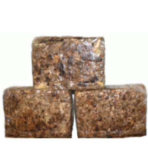 Kina Oils African Black Soap (Pack of 3) - Essentially Natural