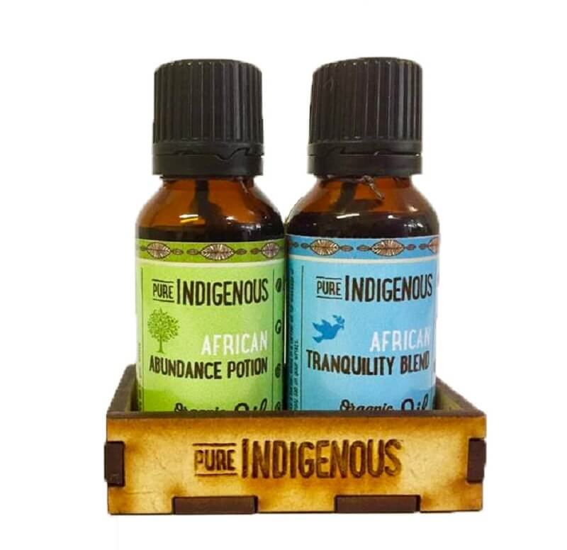 Pure Indigenous Abundance & Tranquility Gift Pack - Essentially Natural
