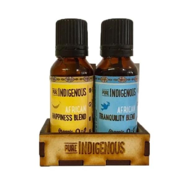 Pure Indigenous Happiness & Tranquility Gift Pack - Essentially Natural