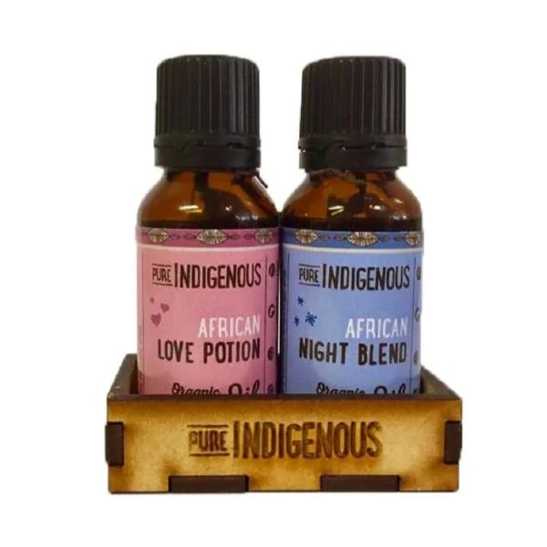 Pure Indigenous Love & Night Gift Pack - Essentially Natural