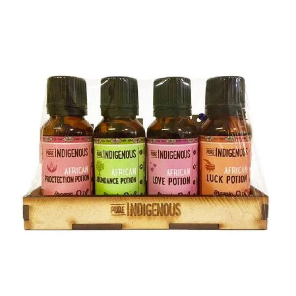 Pure Indigenous Potions Gift Pack - Essentially Natural