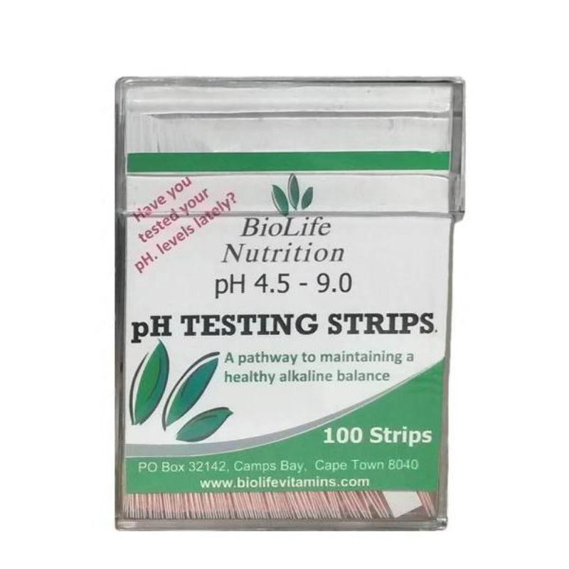 Biolife pH Testing Strips