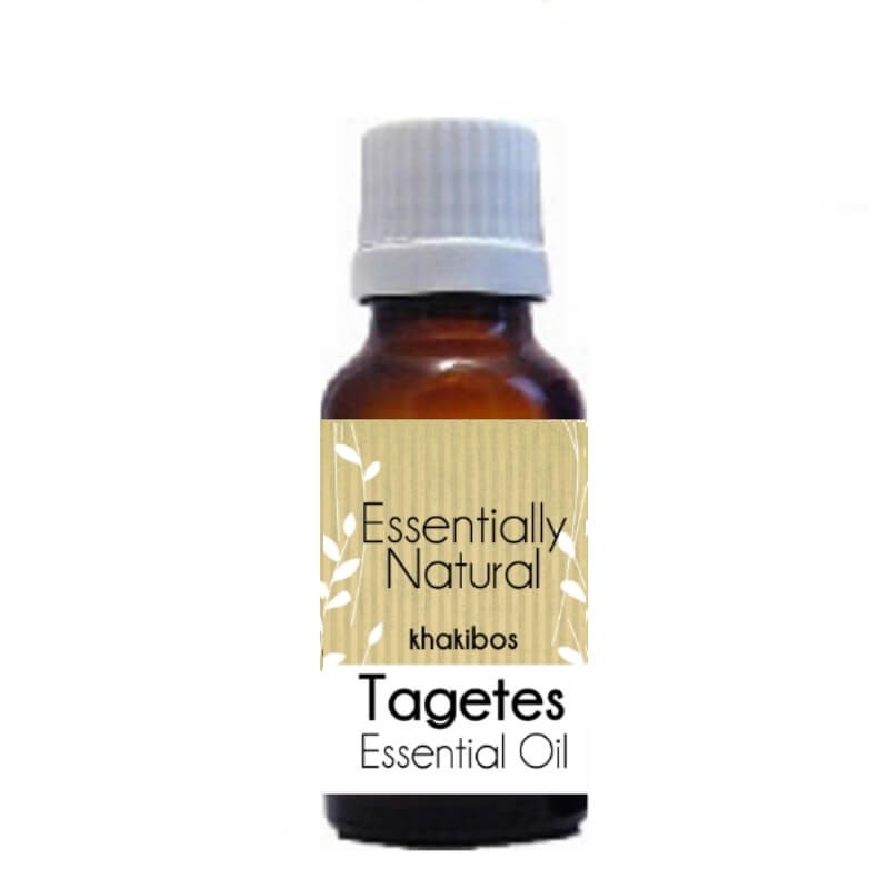 Essentially Natural Tagetes (Khakibos) Essential Oil