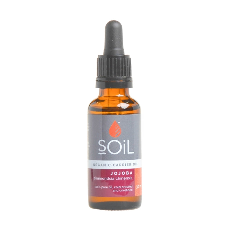 Soil Organic Jojoba Oil - Essentially Natural