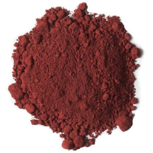 Nautica Red Iron Oxide (Organic) - Essentially Natural