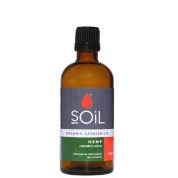 SOiL Organic Hemp Seed Oil
