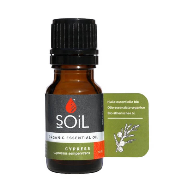 SOiL Cypress Organic Essential Oil
