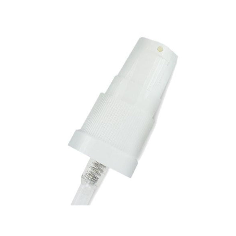 18mm Serum Lotion Pump White