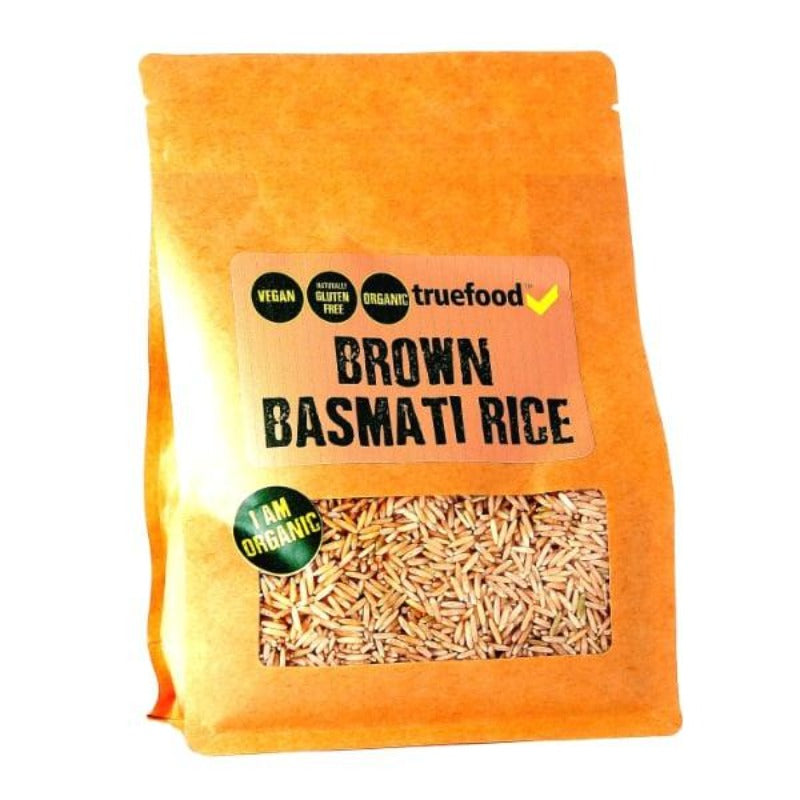 Truefood Organic Brown Basmati Rice