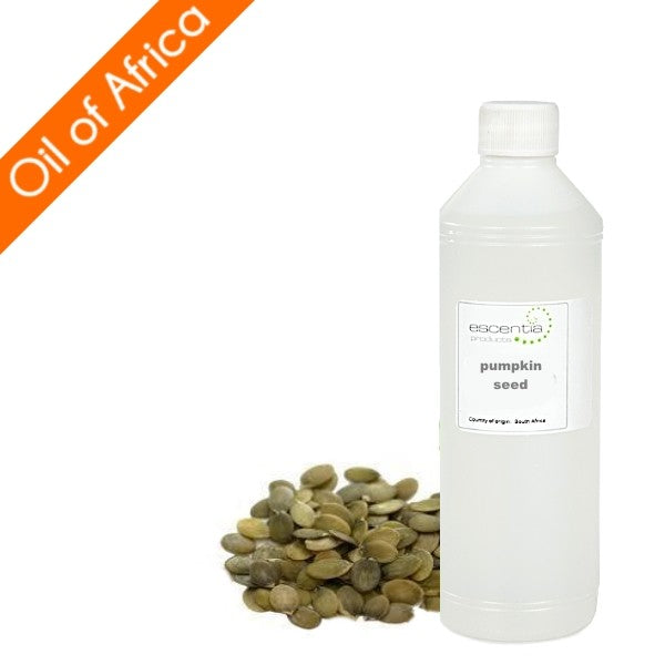 Escentia Pumpkin Seed Oil (Cold Pressed)