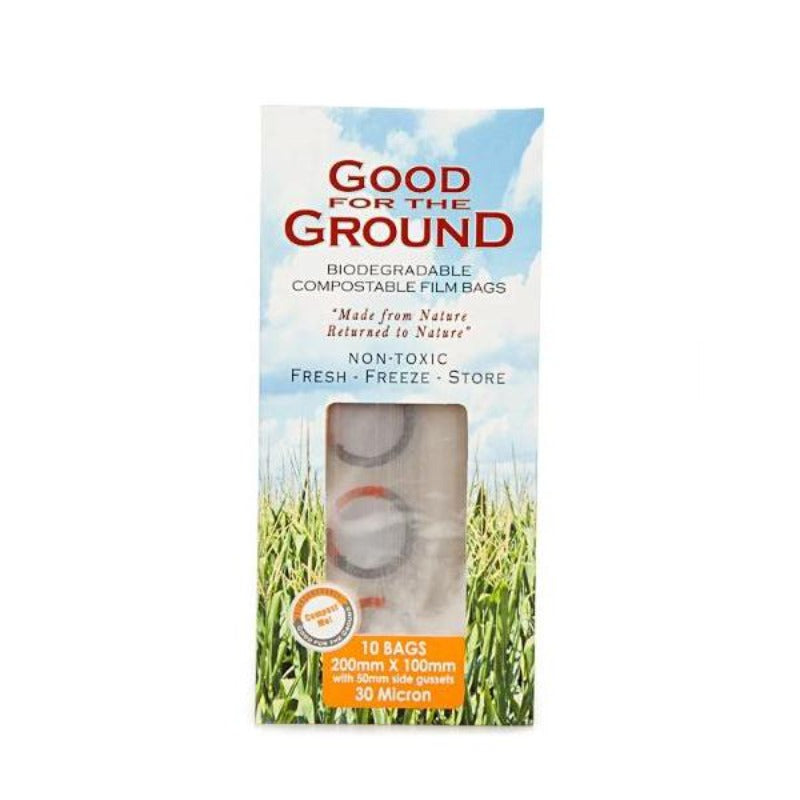 Good for the Ground Biodegradable Bags - Essentially Natural