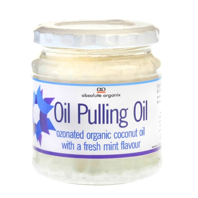 Absolute Organix Organic Oil Pulling Oil - Essentially Natural