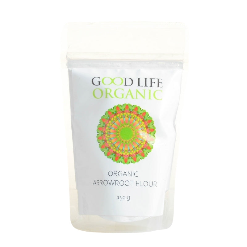 Good Life Organic Arrowroot Powder - Essentially Natural