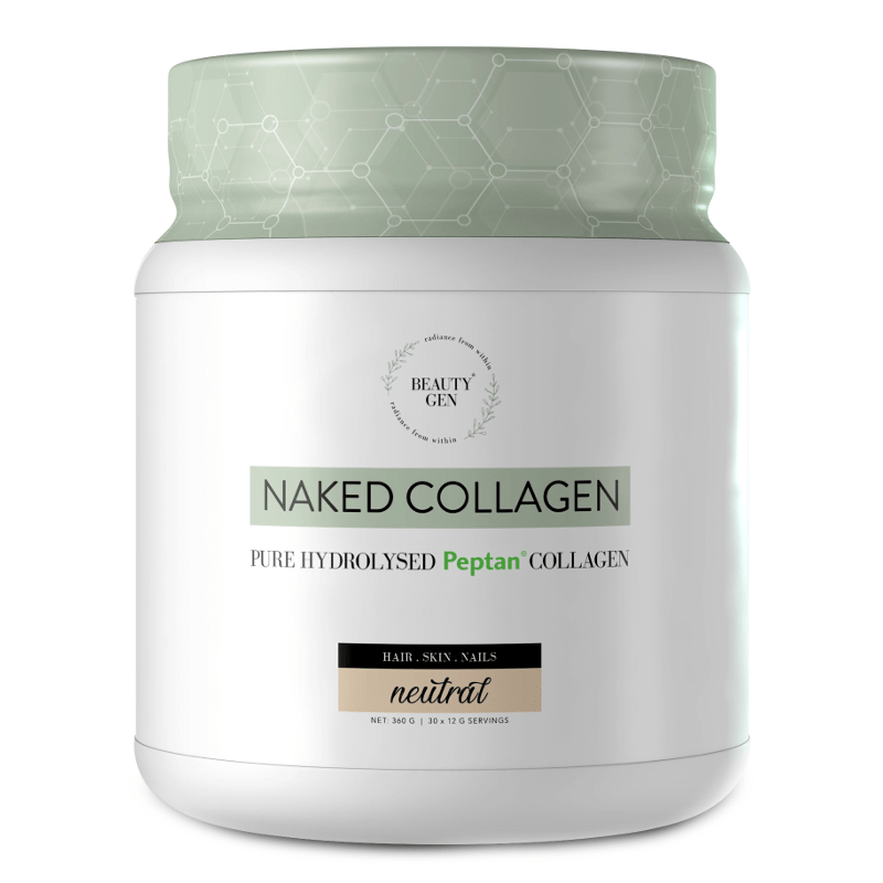 Beauty Gen Naked Collagen - Essentially Natural