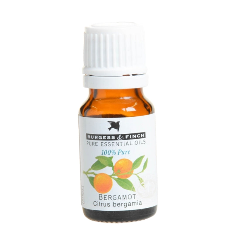 Burgess & Finch Bergamot Essential Oil