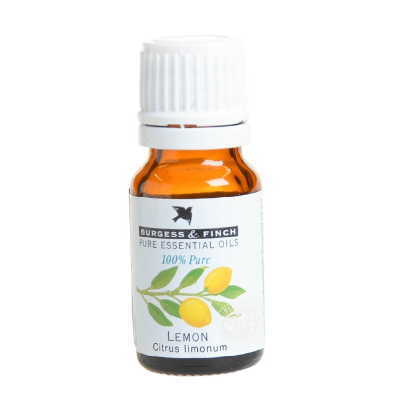 Burgess & Finch Lemon Pure Essential Oil