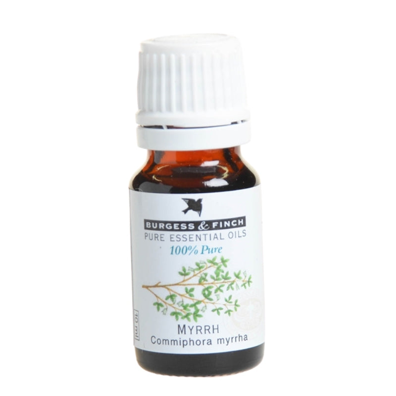 Burgess & Finch Myrrh Essential Oil