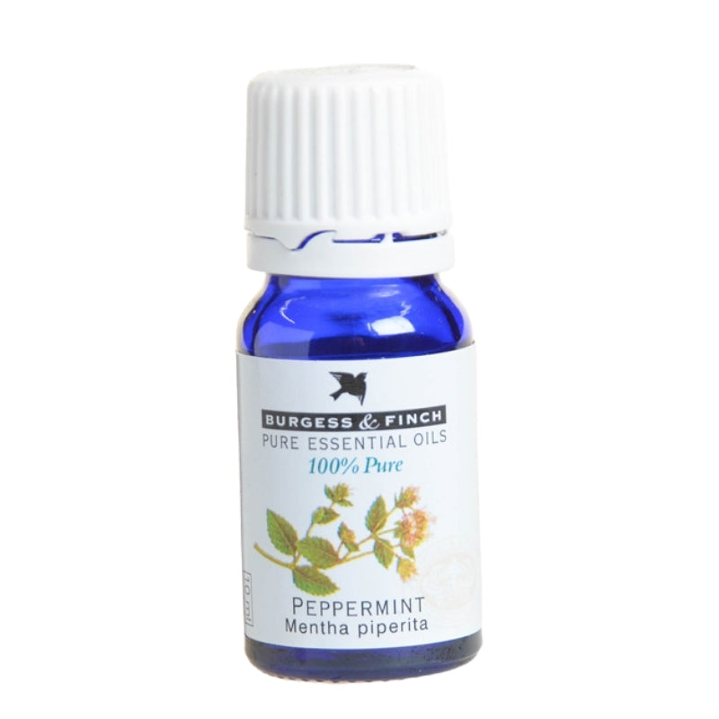Burgess & Finch Peppermint Essential Oil