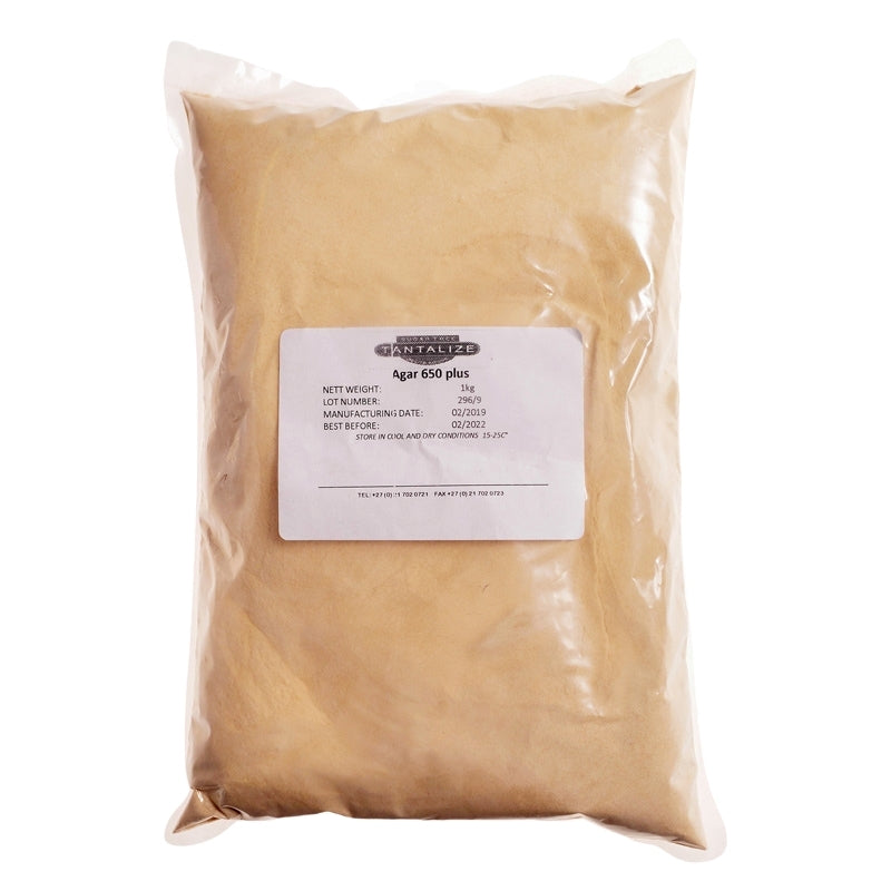 CFI Agar Agar Powder (Food Grade) - Essentially Natural