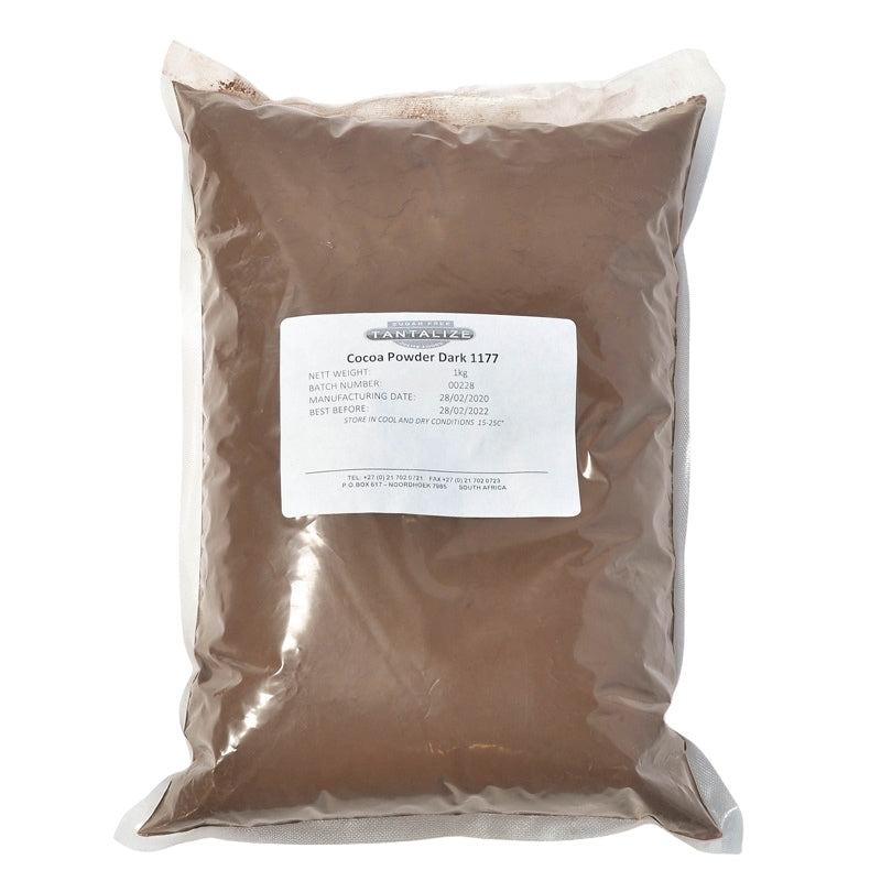 CFI Cocoa Powder Dark (Food Grade) - Essentially Natural