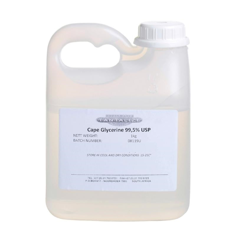 CFI Vegetable Glycerine (Food Grade) - Essentially Natural