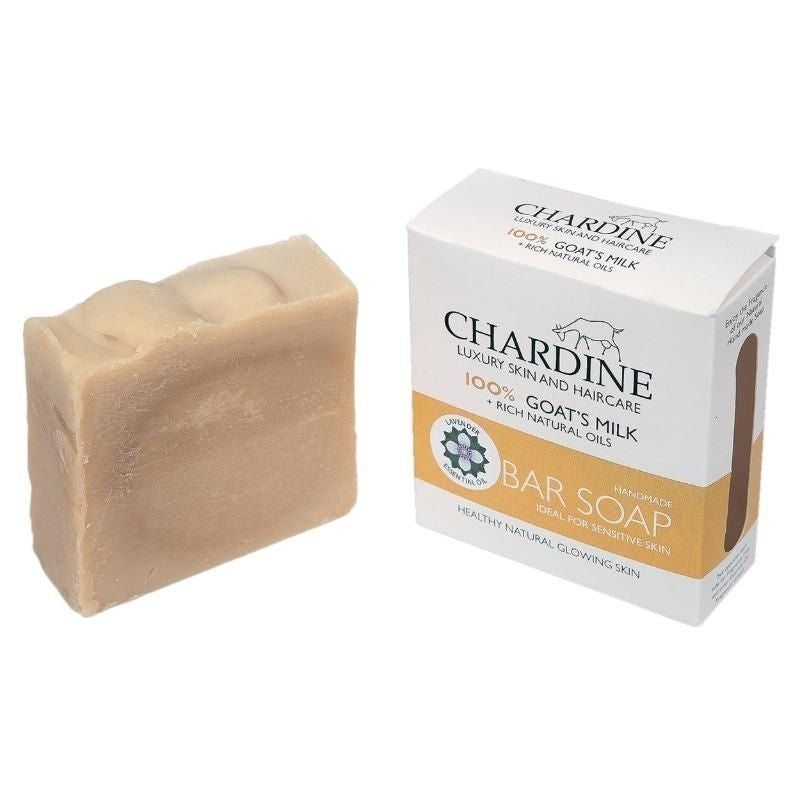 Chardine's Goat Milk Soap - Lavender - Essentially Natural