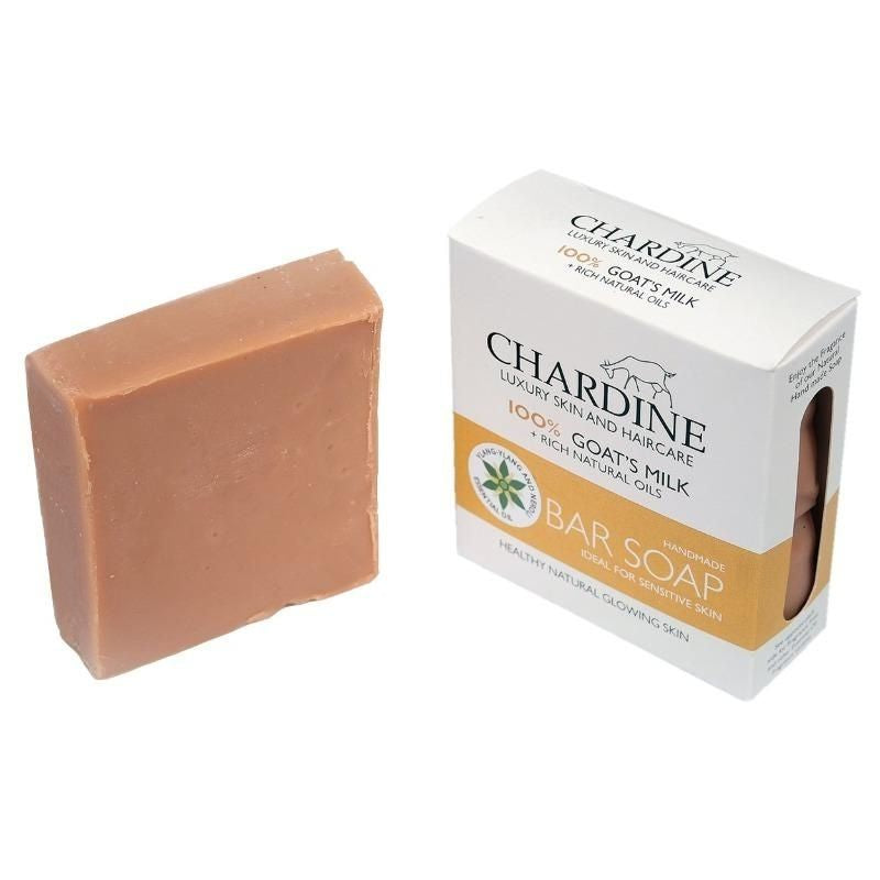 Chardine's Goat Milk Soap - Ylang Ylang & Neroli - Essentially Natural
