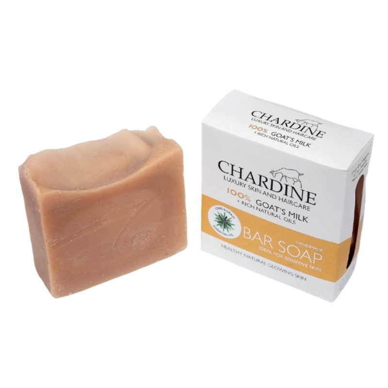 Chardine's Goat Milk Soap - Lemongrass