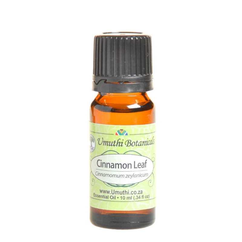 Umuthi Cinnamon Leaf Essential Oil - Essentially Natural