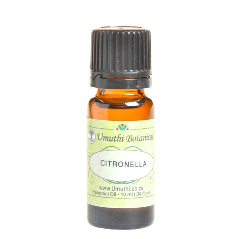 Umuthi Citronella Essential Oil