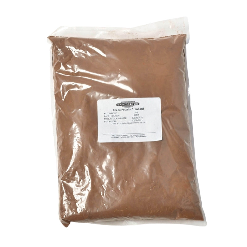 CFI Cocoa Powder Standard (Food Grade) - Essentially Natural