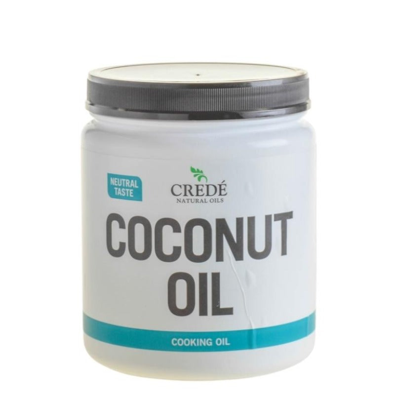 Crede Refined Odourless Coconut Oil