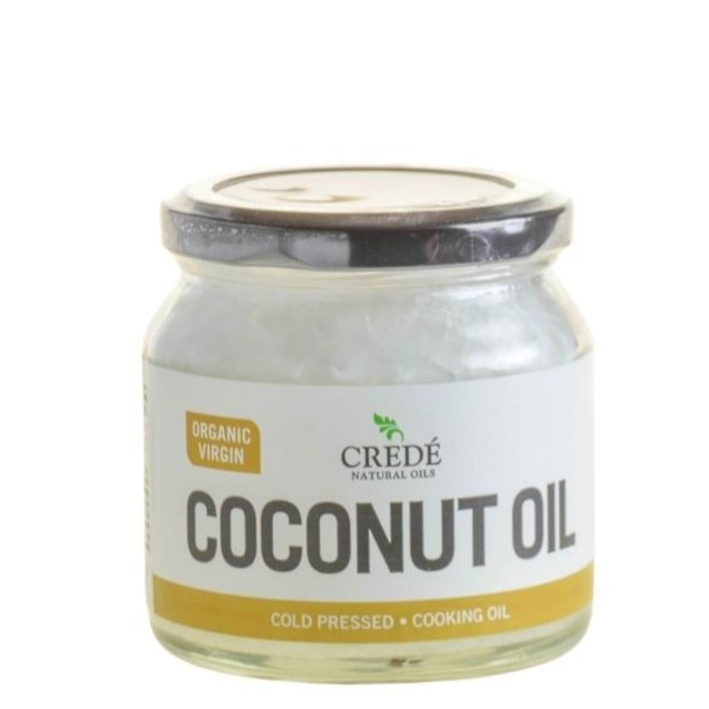 Crede Organic Virgin Coconut Oil - Essentially Natural