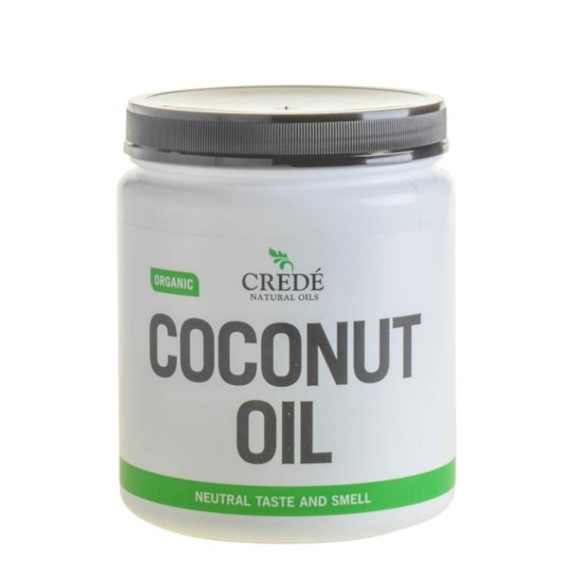 Crede Organic Odourless Coconut Oil (1L)