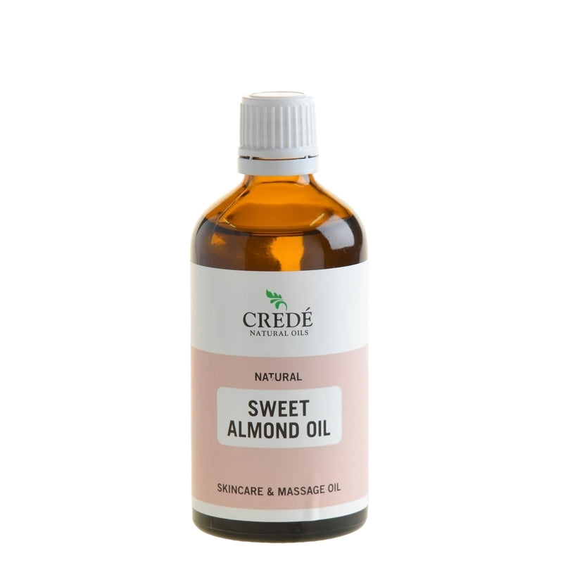 Crede Sweet Almond Skincare Oil - Essentially Natural