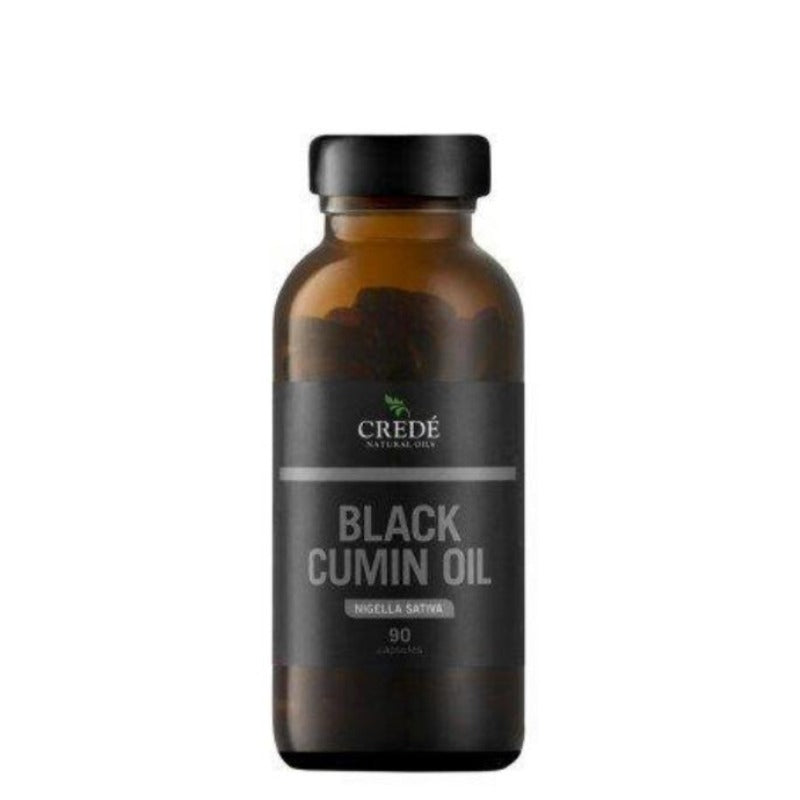 Crede Black Cumin Oil Softgel Capsules 1000mg