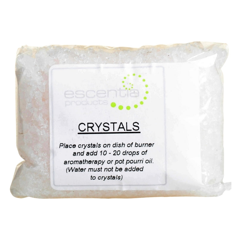 Escentia Crystals for Use in Electric or Candle Burner - Essentially Natural
