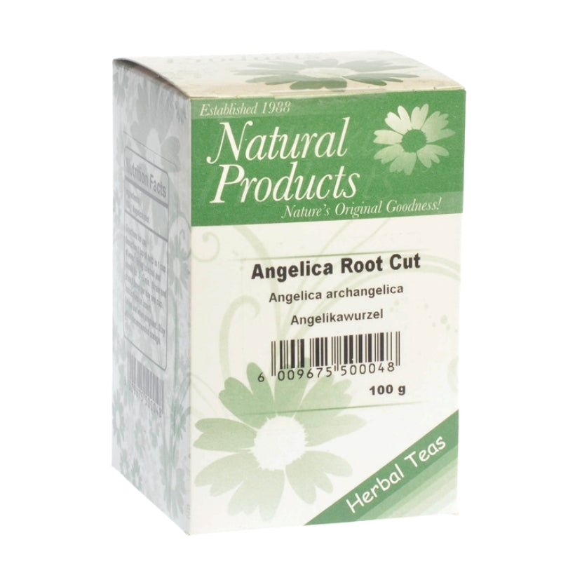 Dried Angelica Root Cut (Angelica archangelica)