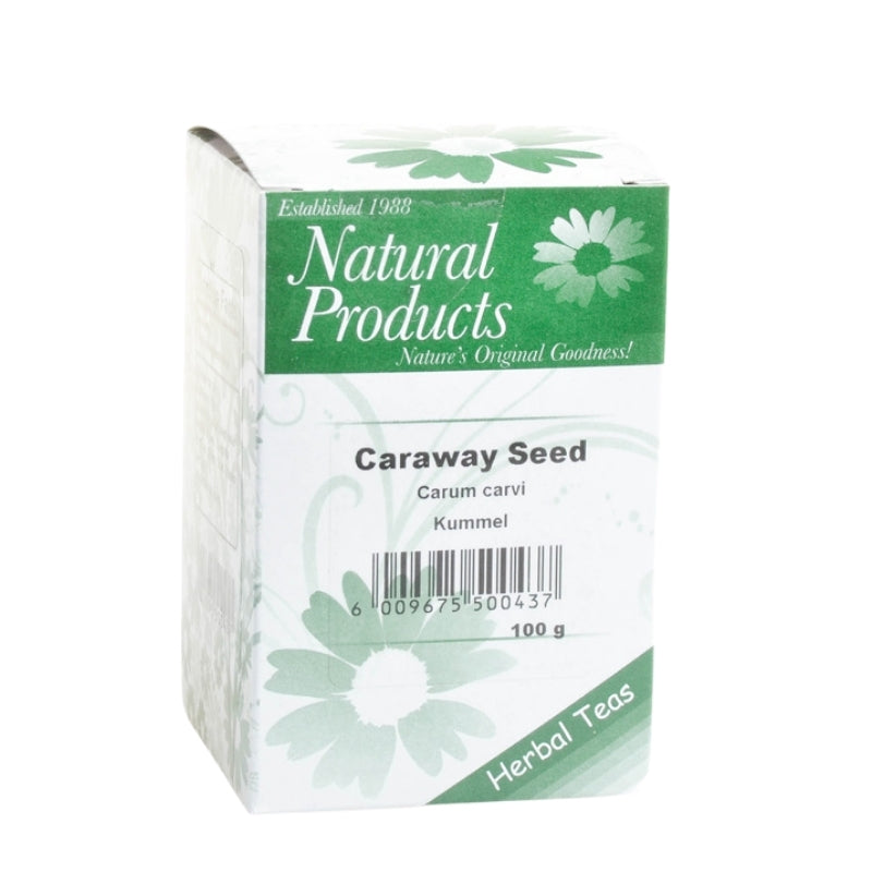 Dried Caraway Seed (Carum carvi)