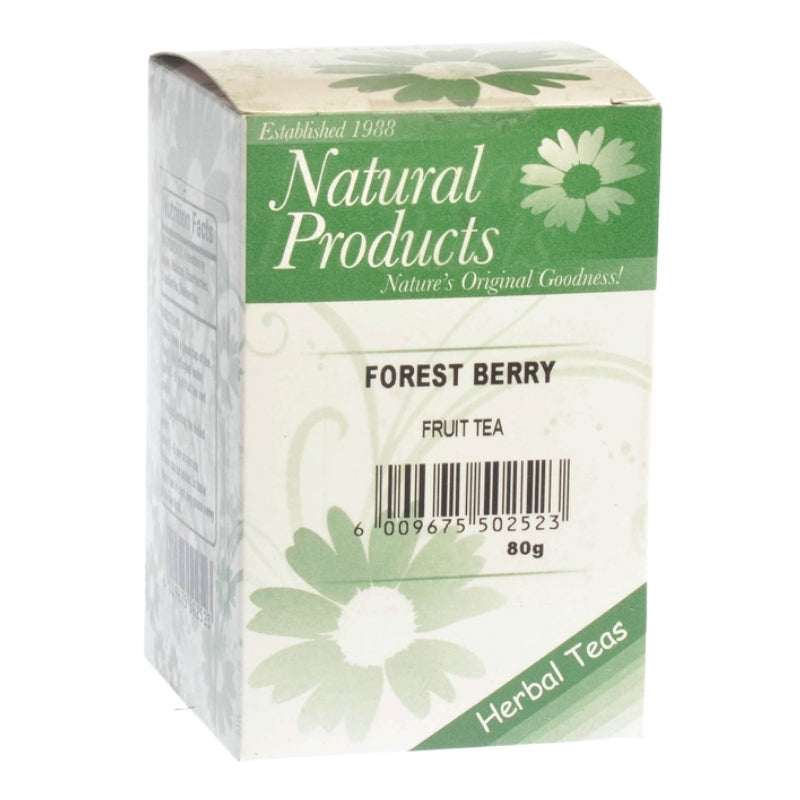 Dried Forest Berry (Flavoured) Tea
