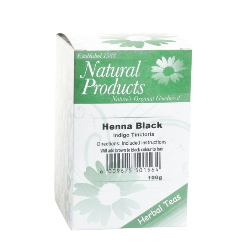 Dried Henna Black (Indigo tinctoria)