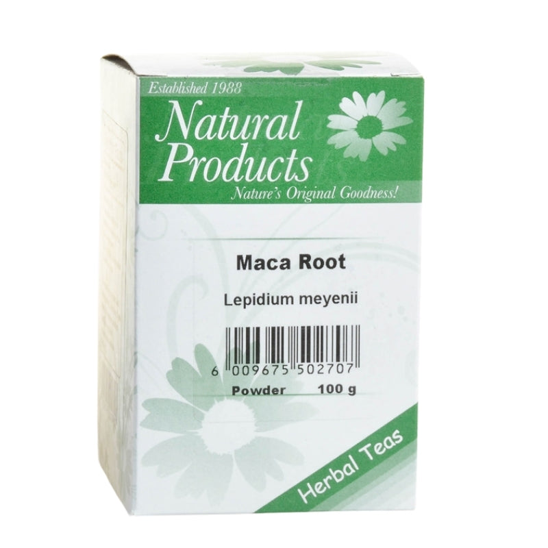 Dried Maca Root Powder (Lepidium meyenii)