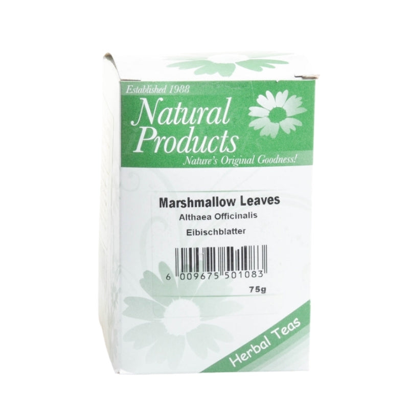 Dried Marshmallow Leaves (Althaea officinalis)