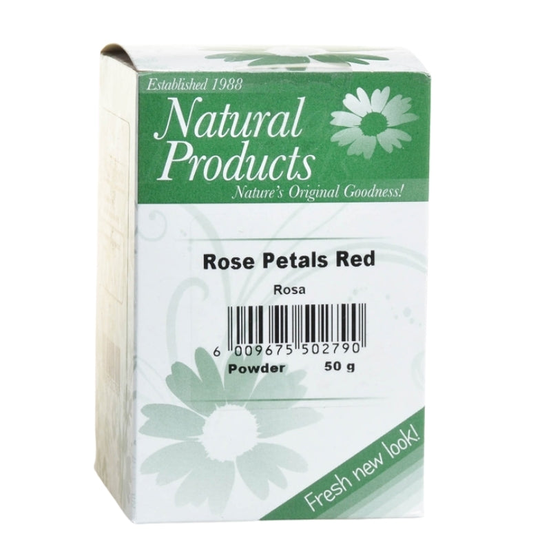 Dried Rose Petals Powdered