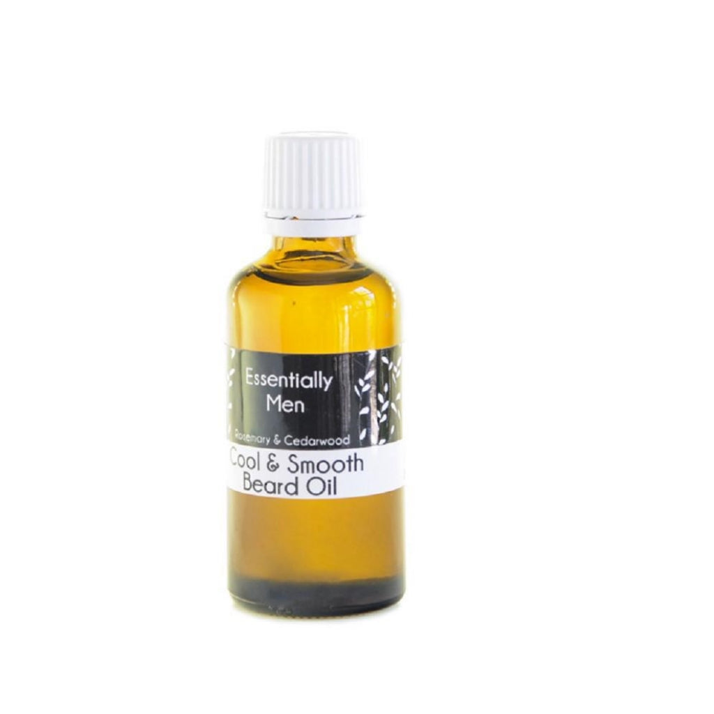Essentially Natural Cool & Smooth Beard Oil - Essentially Natural