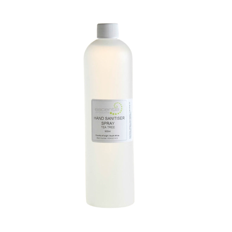 Escentia Liquid Hand Sanitiser - Essentially Natural