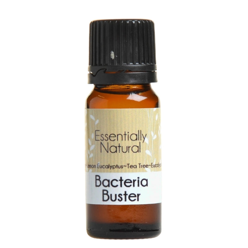 Essentially Natural Bacteria Buster Essential Oil Blend - Essentially Natural