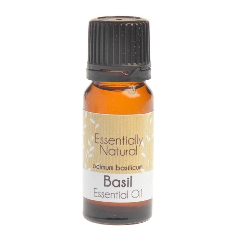 Essentially Natural Basil Essential Oil